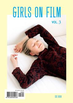 Girls on Film Vol.3 Photobook by Igor Termenon (Korean ver. Random Cover)