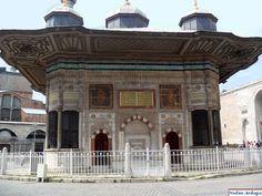 3.Ahmet Çeşmesi (Fountain of Ahmet III)