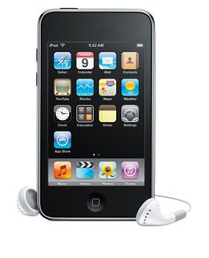 Webstore - Apple iPod touch 32 GB (2nd Generation) OLD MODEL