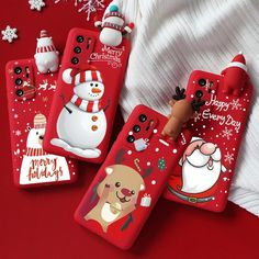 Christmas gift case 🌲myalleshop Merry Happy, Christmas Gifts, Holiday, Cell Phone Cases, Brand Names, Dolls, Cute, Bricolage, Holiday Gifts