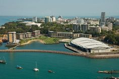Darwin, Australia is also a great ecotourism destination, its a city rich with natural and cultural resources