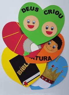 1 CORAÇÃO VERDE ( FRENTE E VERSO)  1 CORAÇÃO VERMELHO (FRENTE E VERSO)  1 CORAÇÃO AMARELO (FRENTE E VERSO)  1 CORAÇÃO LARANJA (SÓ FRENTE)  1 CORAÇÃO AZUL (SÓ FRENTE)        APLICAÇÃO:  - PLANO DE SALVAÇÃO  - ACOMPANHA ESBOÇO E MODELO DE PANFLETO EVANGELISMO PARA A CRIANÇA CONFECCIONAR.