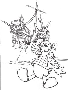 Walt Disney Coloring Books Fresh Walt Disney World Coloring Pages Az Coloring Pages Pirate Coloring Pages, Cool Coloring Pages, Disney Coloring Pages, Adult Coloring Pages, Coloring Pages For Kids, Coloring Books, Kids Coloring, Disney Magic Cruise, Disney Day