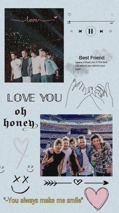 One Direction Lockscreen, One Direction Imagines, One Direction Pictures, Love My Boys, Love You, To Infinity And Beyond, 5sos, Foto E Video, Make Me Smile