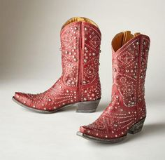 Old Gringo Grissell Boots