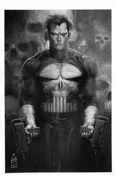 Punisher by Eddy Newell