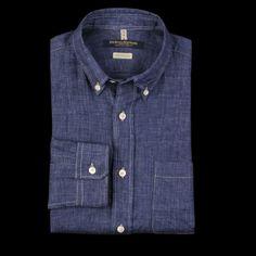 UNIONMADE - Journal Standard - Linen Button Down in Indigo
