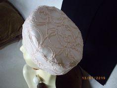 Haarschmuck & Kopfputz - Pillbox für elegante Anlässe - ein Designerstück von Stoff-Mode-Liererin bei DaWanda