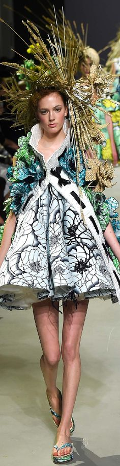 Spring 2015 Couture Viktor & Rolf