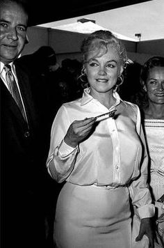 """Marilyn arriving in Reno to film """"The Misfits"""", July 1960."""