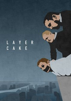 Layer Cake byOliver Shilling  Prints available here