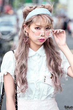 "June 2015: Saaya Hayashida is the producer of the popular ""romantic vintage"" themed Japanese fashion brand Swankiss."