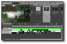 LiVES is a Free, Open Source video editor *and* a VJ tool. LiVES is a Video Editing System. It is designed to be simple to use, yet powerful. It is small in size, yet it has many advanced features.