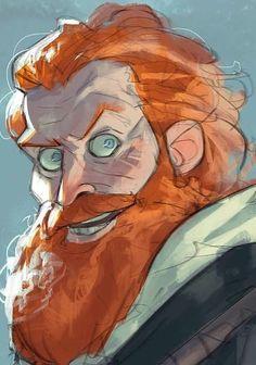 Tormund with no magnificent beard. - Album on Imgur