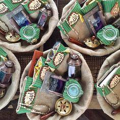 تجهيز طلبيات و هدايا رمضان
