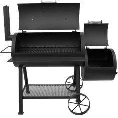Oklahoma Joe's Highland in Black Charcoal Horizontal Smoker at Lowe's. Oklahoma Joe's® Highland Offset Smoker cooks just the way you want it to. Bbq Beef Ribs, Barbecue Smoker, Bbq Grill, Smoker Grills For Sale, Smoked Beef Ribs Recipe, Best Offset Smoker, Oklahoma Joe Smoker, Dry Aged Ribeye, Charcoal Smoker