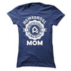 Homeschool Moms - This shirt is a must have!