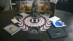 Gears of War 3 Unboxing