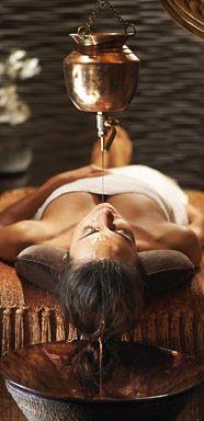 Massaggio con oli caldi per un completo relax! #massaggio_ayurvedico