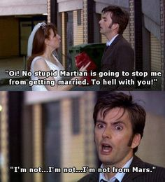 Oh Donna.. (Doctor Who)