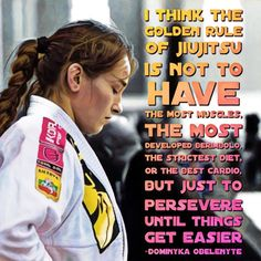 The power of jiu jitsu