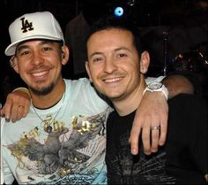 Mike Shinoda and Chester Bennington - Linkin Park