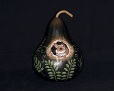 Mouse in Gourd