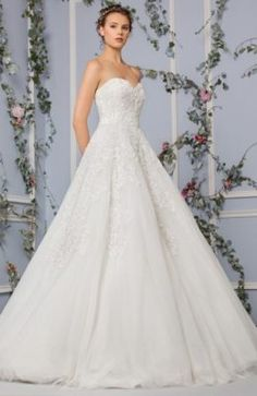 Tony Ward Wedding Dress Inspiration