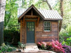 Garden Shed in Spring 9