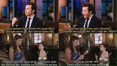 chriscolfer Remember when Helena Bonham Carter indirect talked about you? Haha