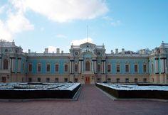 Mariinsky-Palacio Ucrania