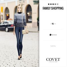 Black Orchid, Covet Fashion, The Twenties, Duster Coat, My Style, Jackets, Shopping, Down Jackets, Jacket