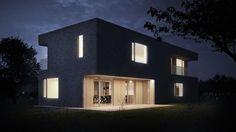 2PM Architekci - Project - One family house
