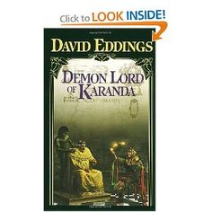 Demon Lord of Karanda, book 3 of the Mallorean