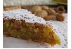 Tarte de Amêndoa super simples de fazer - Sobremesas de Portugal