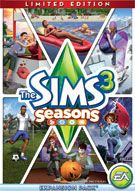The Sims™ 3 Seasons Limited Edition  $39.99  Okay Sims, I'm in trouble. You keep coming out with awesome stuff I want.