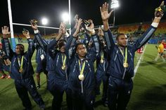 The 15 best moments from the Rio Olympics so far:  August 16, 2016  -      5. The Fiji men's rugby sevens gold medal  -  Team Fiji secured the first gold medal their small island nation has ever taken home when they beat Great Britain in rugby sevens.