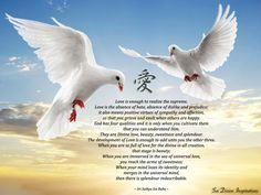 SAI DIVINE INSPIRATIONS: Divine Love
