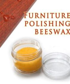 Pure Home Beeswax Polish - Neulons.com Furniture Wax, Furniture Makeover, Furniture Refinishing, Beeswax Polish, Pure Products, Cooking, Restore, Natural Beauty, Woods
