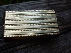 Vintage Unisex Vintage gold tone money clip by Andraliz on Etsy, $12.00