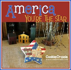 America, You're the Star (Cookie Collection)  http://www.cookiecrazie.com/2012/07/america-youre-star-cookie-collection.html#