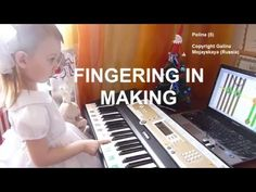 Amazing moment is captured on video. 5-year-old beginner figured out how...