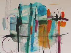 "Saatchi Art Artist Sarah Stokes; Painting, ""the magnificence of time"" #art"