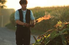Amish Mafia sets pot plants ablaze  @Examiner.com