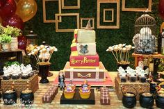 Harry Potter Birthday Party Ideas | Photo 2 of 47
