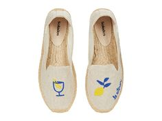 Smoking Slippers, Limoncello, Shoe Box, Womens Slippers, Women's Shoes, Espadrilles, Footwear, Slip On, Pairs