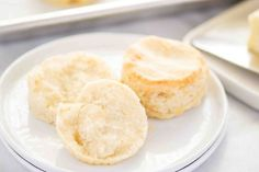 Gluten Free Biscuits are delicious with butter and jam. Perfect for breakfast.