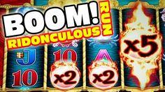 WINNING A PAYCHECK IN 2 HOURS  CHASING JACKPOTS  RIDONCULOUS RUN #lasvegas #vegas #casino #slots #win #winning #winner