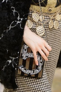 CHANEL FALL 2015 ACCESSORIES- TownandCountryMag.com
