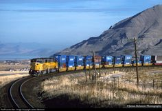 RailPictures.Net Photo: UP 6348 Union Pacific EMD SD60M at Lake Point, Utah by James Belmont